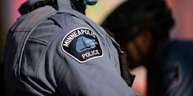 At least seven police officers in Minneapolis have quit and others are in the process of resigning in the wake of the protests over George Floyd's death. (Photo by Stephen Maturen/Getty Images)
