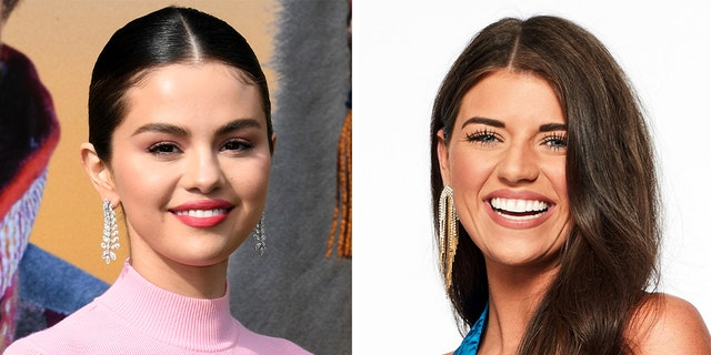 Madison Prewett, right, opened up about her friendship with pop star Selena Gomez.