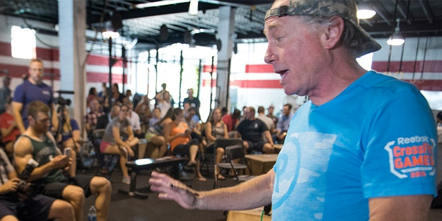 CrossFit CEO Greg Glassman apologizes for George Floyd tweets after backlash