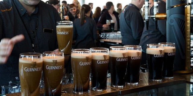 Guinness reportedly had to find a way to safely dispose of hundreds of thousands of kegs of returned beer.