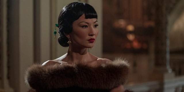 Michelle Krusiec stars as Anna May Wong in Netflix's 'Hollywood.'