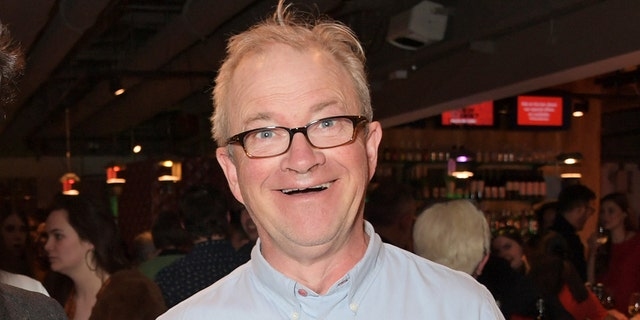 Harry Enfield appeared on a BBC Radio show, where he defended his past use of blackface in comedy sketches.