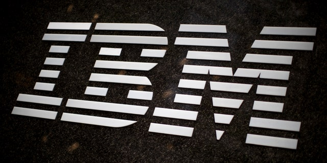 In this April 26, 2017, file photo, the IBM logo is displayed on the IBM building in Midtown Manhattan, in New York - file photo.