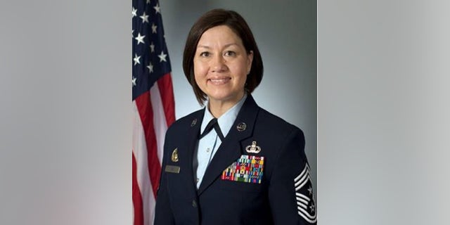 Chief Master Sergeant JoAnne S. Bass will serve as the 19th Chief Master Sergeant of the Air Force. She currently is the Command Chief Master Sergeant, Second Air Force at Keesler Air Force Base in Mississippi providing support to 13,000 enlisted, officers, civilians, contractors and 36,000 basic military trainees per year. (File photo)