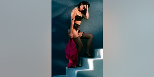 December 1988 Playmate Katariina Souri says her 'whole world was turned upside down' after posing for the mag.