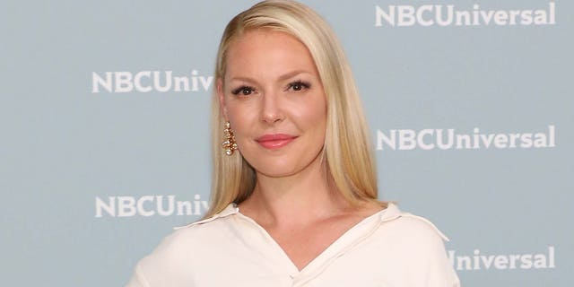 Katherine Heigl's past drama with 'Grey's Anatomy' co-star Isaiah Washington was reignited on Monday.