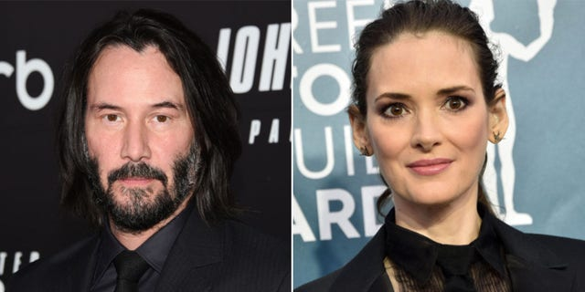 Keanu Reeves Stood Up For Winona Ryder While Making 'Dracula'
