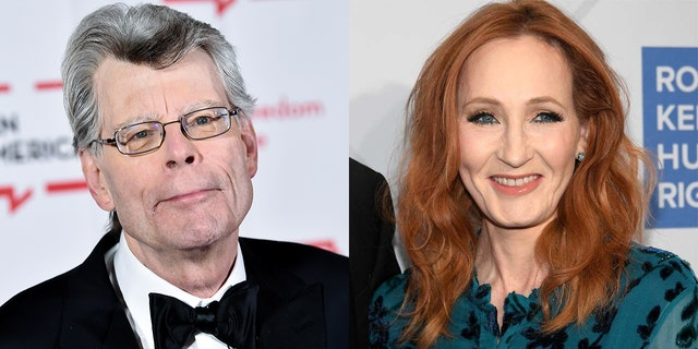 Stephen King spoke out in favor of the transgender community after retweeting a post by J.K. Rowling.