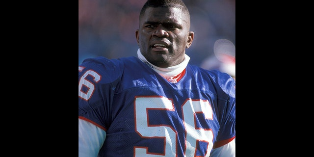 Lawrence Taylor is the best defensive player in NFL history. (AP Photo)