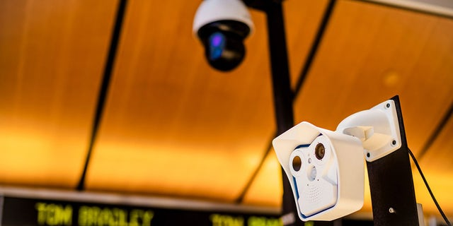 LAX will begin by utilizing three types of thermal cameras to determine which is most accurate.