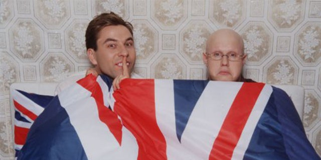 Why has Little Britain been removed from streaming platforms?