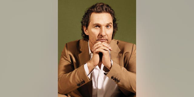 Matthew McConaughey is releasing his first memoir on Oct. 20.