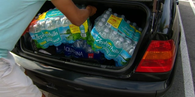 Panic buying expected to double during hurricane season, as a shortage of supplies already exists from the pandemic.