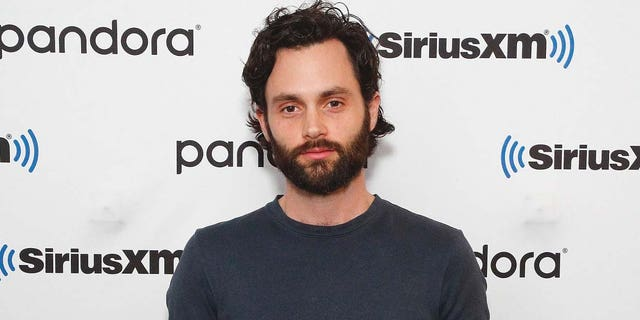 Actor Penn Badgley. (Photo by Astrid Stawiarz/Getty Images)