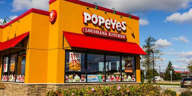 Popeyes is selling its Cajun-style Thanksgiving turkey again this year, for just $34.99, according to recent reports. (iStock)