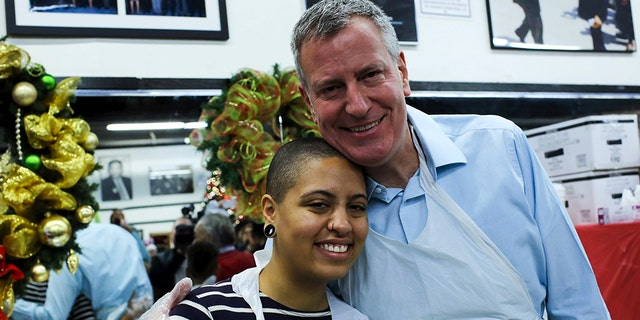 Westlake Legal Group RTX2027G NYC Mayor Bill de Blasio stands by daughter after protest arrest, disputes media reports Greg Norman fox-news/us/us-regions/northeast/new-york fox-news/us/new-york-city fox-news/us/crime/police-and-law-enforcement fox-news/person/george-floyd fox-news/person/bill-de-blasio fox news fnc/us fnc article 6e656f43-e71b-57f5-af05-74c41ad5e636
