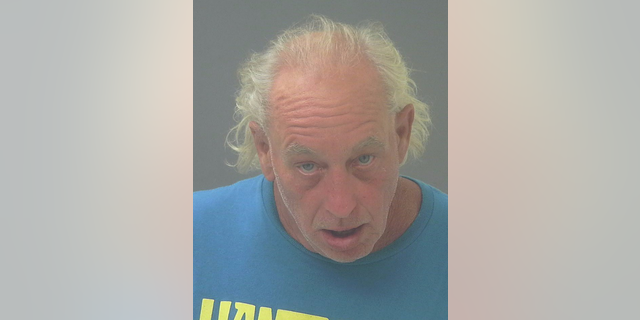Eric Reitz, 57, was arrested on Friday and remains in custody