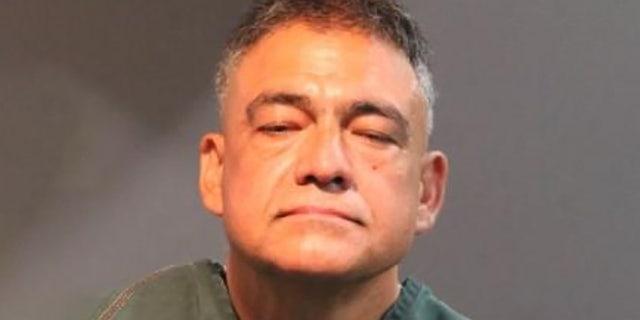 Sergio Magana Arechiga has had a history of arrests, police say. (Santa Ana Police Department)