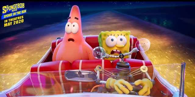 'Spongebob Movie' Cancels Theatrical Release, Delays To 2021