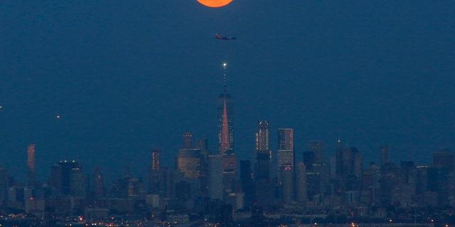 June's full strawberry moon rises on Friday