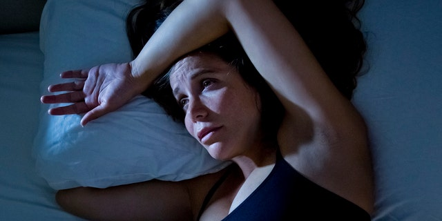"""""""Sleep is interconnected with mood and anxiety disorders,"""" Dr. Rodriguez said."""