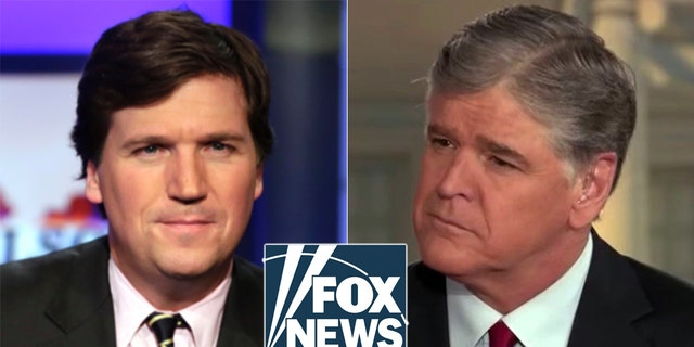 """""""Tucker Carlson Tonight"""" and """"Hannity"""" have each averaged over 4 million viewers for three straight quarters."""