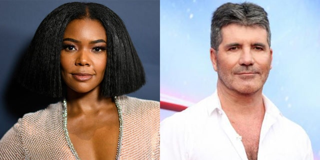 Gabrielle Union called out Simon Cowell for smoking indoors on the set of 'AGT.'
