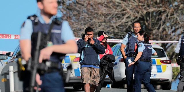 Police speak to people of interest after shooting