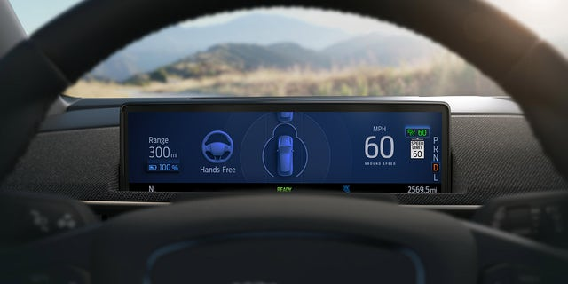 Ford Active Drive Assist Promises Hands-Free Driving By 2021