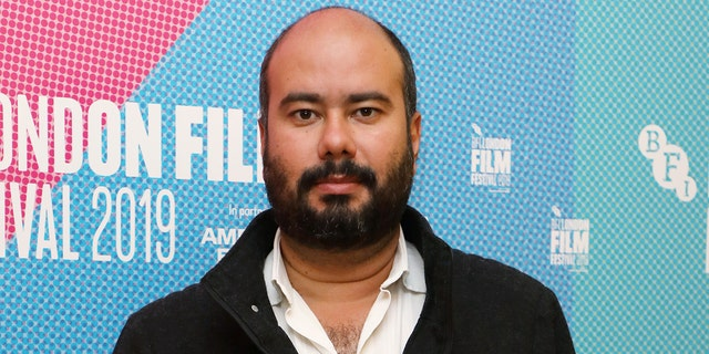"""Ciro Guerra attends the """"Waiting for the Barbarians"""" UK Premiere during 63rd BFI London Film Festival at BFI Southbank on October 06, 2019 in London, England."""