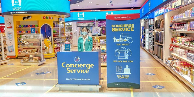 """Dubai International <a data-cke-saved-href=""""http://www.oilbrief.com/category/travel/general/airports"""" href=""""http://www.oilbrief.com/category/travel/general/airports"""">Airport</a> has debuted a concierge shopping service to decrease physical contact amid the global coronavirus pandemic."""
