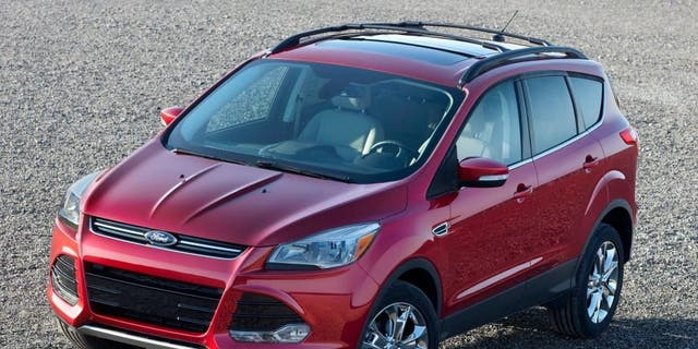 Some 2013-2015 Ford Escapes are included in the door latch recall.