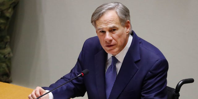 Texas Gov. Greg Abbott, citing a warning from the state's Alcoholic Beverage Commission, says bars and restaurants could lose their liquor licenses if they don't follow health guidelines to prevent the spread of coronavirus. (AP)