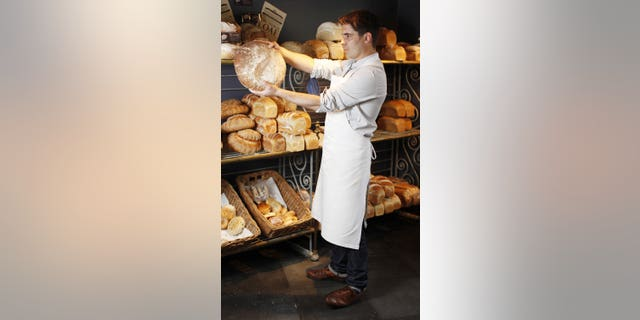 The sourdough starter was brought to England in 1955 where it has been in constant use at a bakery in Bristol.