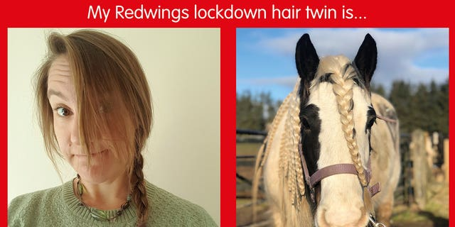 positive news The sanctuary is urging its supporters to send in photos of their DIY lockdown haircuts, and donate the cost of their usual hairdresser or barber appointment.