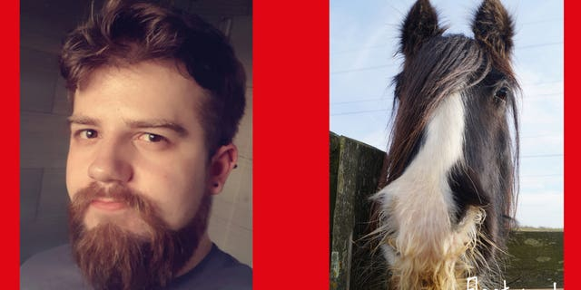 """""""But we've got quite a lot of ponies with facial hair, so we've enjoyed matching up the men who have sent in pictures of their beards."""""""
