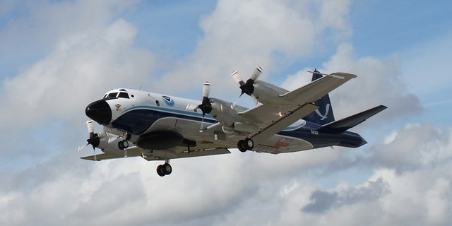 Five employees at one of the hurricane hunter bases in Florida have tested positive for coronavirus, officials said