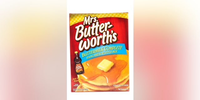 """In a statement to Fox News, the brand explained Mrs. Butterworth's is """"intended to evoke the images of a loving grandmother."""" However, Conagra notes the packaging may be problematic."""