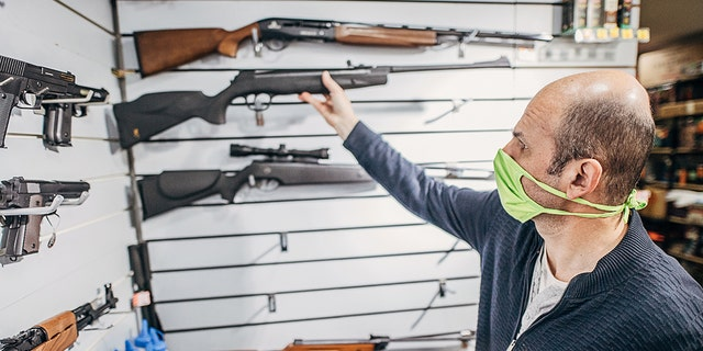 According to the Chicago Tribune, more than 40,000 people applied for gun permits in Illinois in the first two weeks of June. (iStock)
