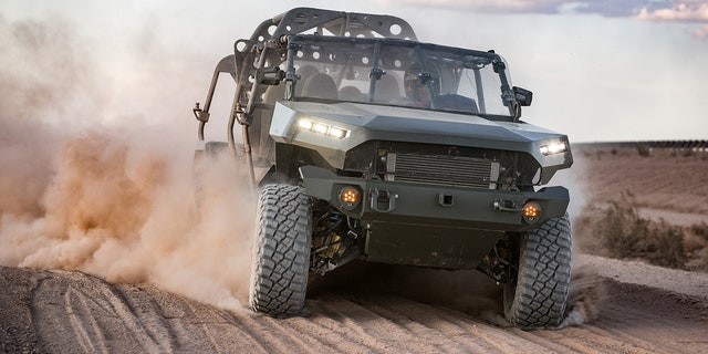U.S. Army has awarded GM Defense LLC, $214.3M production contract to build, field, and sustain the Army's new Infantry Squad Vehicle (ISV). GM Defense's solution to the Army's next-generation transportation needs is based off the award-winning 2020 Chevrolet Colorado ZR2 midsize truck architecture and leverages 70 percent commercial-off-the-shelf parts.