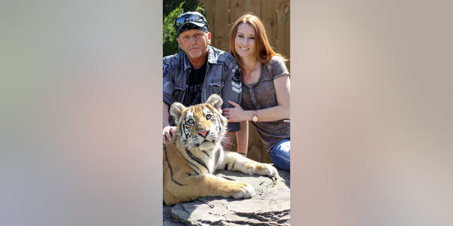 election 2020  Donald Trump  President Trump  Conservative News  RNC Jeff Lowe assumed control of the big cat zoo from Joe Exotic before a judge granted ownership to rival Carole Baskin. (Taylor Lowe)