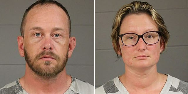 Lance Long and Crystallynn Long appeared in Court Monday on numerous charges.