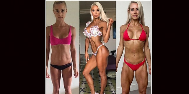 """Fitness fanatic Lauren Simpson recently revealed that she was once obsessed with fitness in all the wrong ways, avoiding carbs, sticking to cardio and letting """"the number on the scale rule my life."""""""