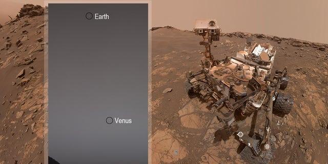 NASA's next Mars rover honors medical teams fighting virus