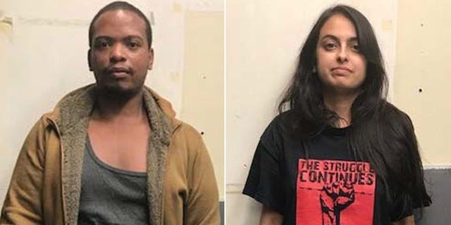 Former prosecutors have come out in defense of Colinford Mattis, 32, and Urooj Rahman, 31, a pair of lawyers accused of firebombing a New York City police vehicle last month.