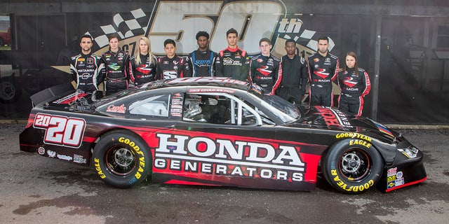 NASCAR's Drive for Diversity program is aimed at helping minorities and females compete in the sport.