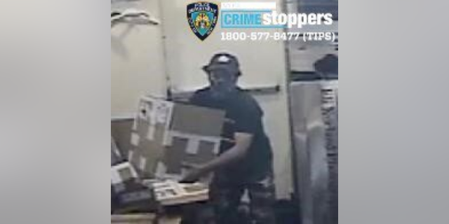 Police early Thursday released photos of several suspects wanted for stealing from a high-end SoHo camera store that lost over a half a million dollars from looting.