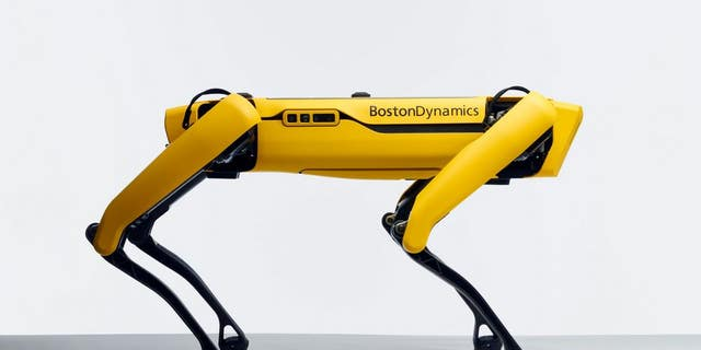 The above Boston Dynamics robot is on sale now for $74,500.