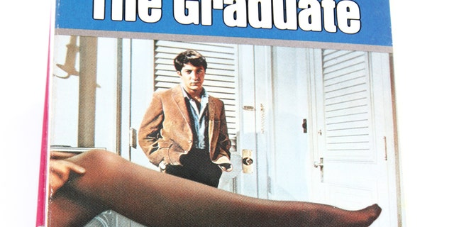 West Palm Beach, USA - September 17, 2011: This is a studio shot of a vintage VHS tape of the movie, The Graduate, starring Dustin Hoffman, Anne Bancroft and Katharine Ross. This is an Embassy Pictures production directed by Mike Nichols.