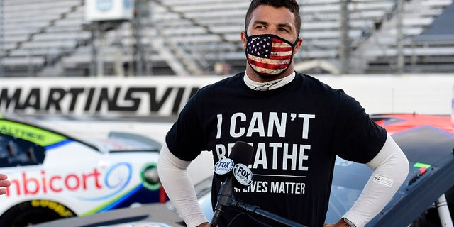 'Bravo:' Bubba Wallace happy with NASCAR's decision to ban Confederate flag